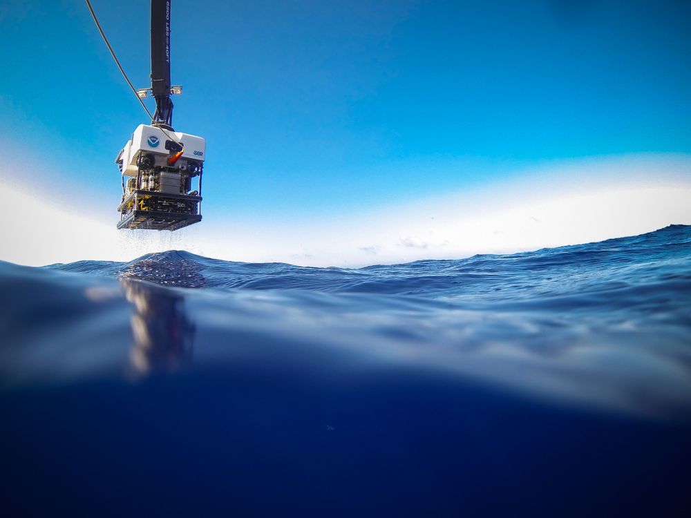 Deep Discoverer Recovery by NOAA Ocean Exploration & Research